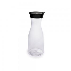 Imagem do produto - Garrafa de Plástico 1 L com Tampa Rosca e Sobretampa Encaixável New York