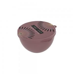 Imagem do produto - Pote de Plástico com Tampa Fixa para Cheiro Verde Glamour