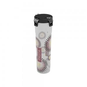 Imagem do produto - Porta Espaguete de Plástico com Tampa Dosadora Glamour