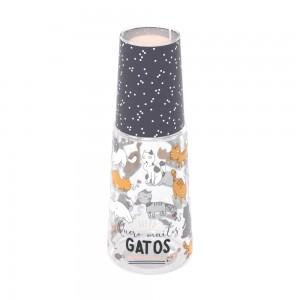 Imagem do produto - Garrafa Moringa de Plástico 960 ml com Copo Cute Pets