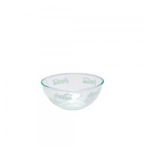 Imagem do produto - Bowl de Plástico 380 ml Cristal Verde Coca-Cola