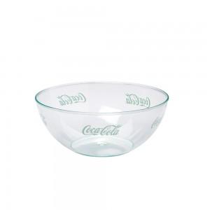 Imagem do produto - Bowl de Plástico 1,8 L Cristal Verde Coca-Cola