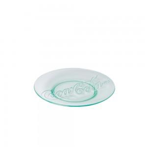 Imagem do produto - Prato de Plástico de Sobremesa Cristal Coca-Cola