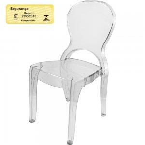 Imagem do produto - Cadeira Incolor | Elegance