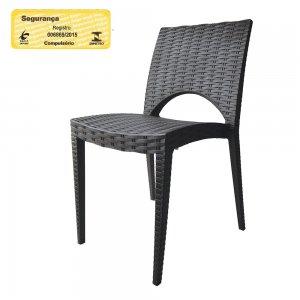 Imagem do produto - Cadeira Marrom | Casabella Rattan