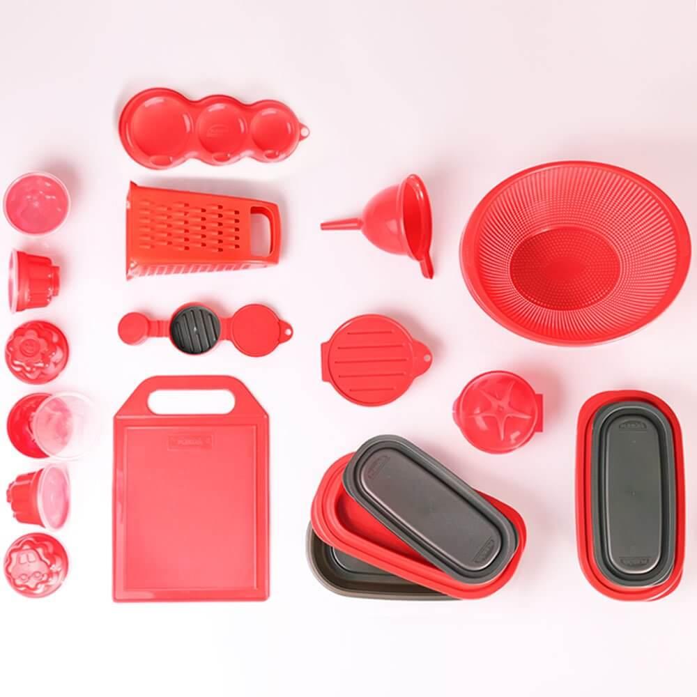 Imagem do produto - Cozinha Vermelha