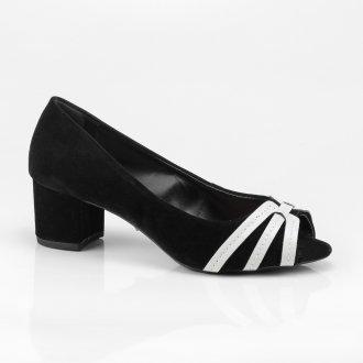 Imagem - Peep Toe Flats For You cód: 553545