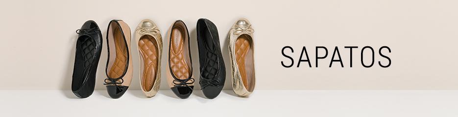Banner Vitrines Sapatos