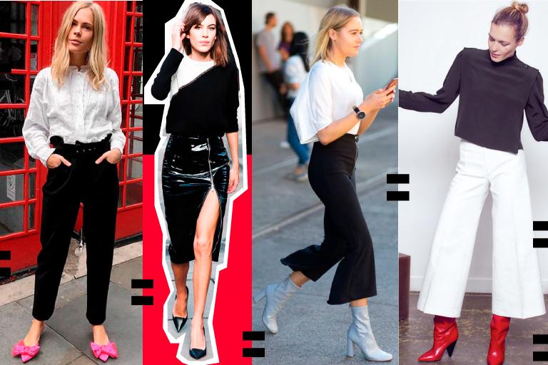 Imagem - 3 maneiras de usar a dupla de cores mais famosa do mundo!
