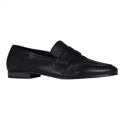 Loafer Couro Preto I20