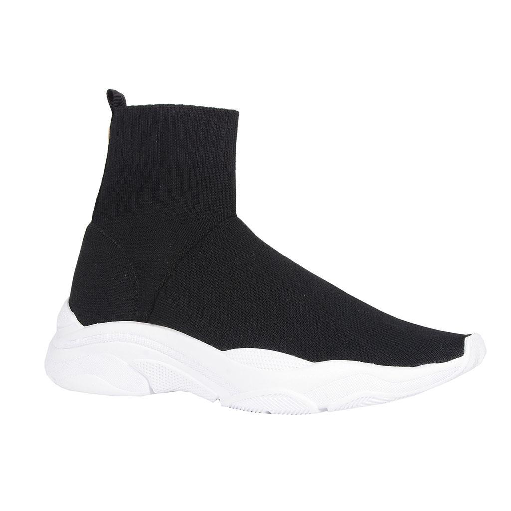 Tênis sock sneaker preto I19