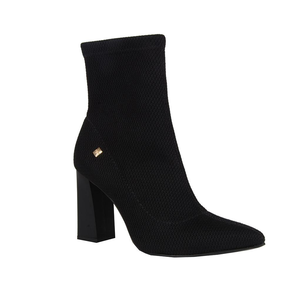 Sock Boot preta I19