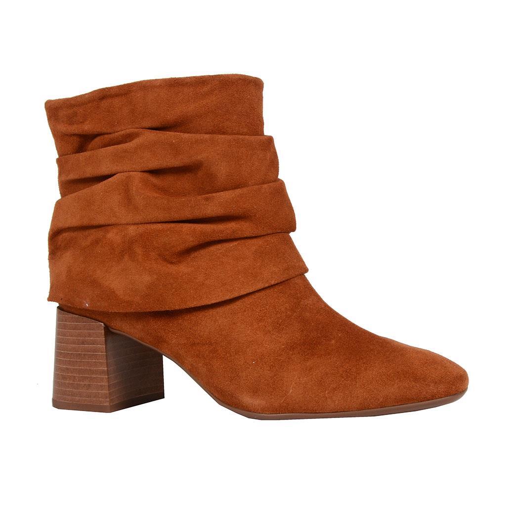 Bota slouch boot castanho I19