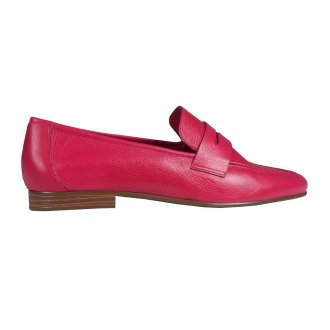 Loafer Couro Pink I20 2