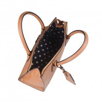 Bolsa Caramelo com Bag Charm V20 5