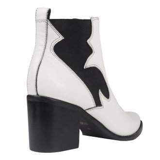 Bota Cano Curto Country P&B I20 3