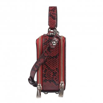 Bolsa Box Tiracolo Cobra Vermelha I20 3