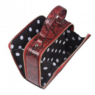Bolsa Box Tiracolo Cobra Vermelha I20 5