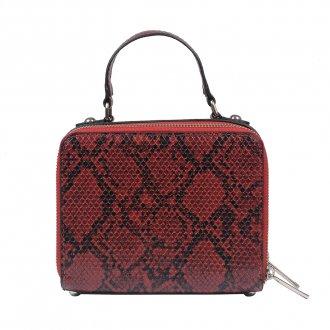 Bolsa Box Tiracolo Cobra Vermelha I20 4
