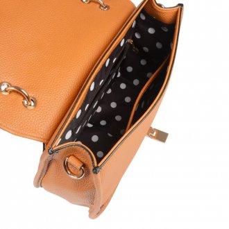 Bolsa Amarela com Alça Longa 4