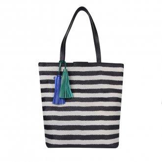 Imagem - Bolsa Shopping Pelo Listras I21
