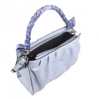 Bolsa Macia Cotton Blue com Lenço Removível V22 3