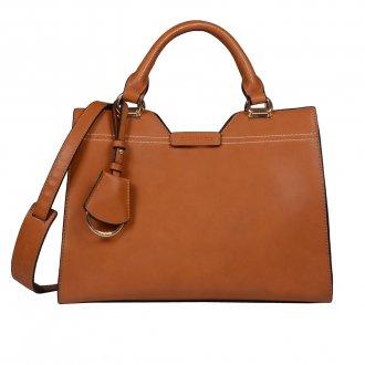 Imagem - Bolsa Caramelo com Bag Charm V20