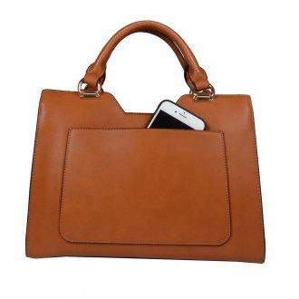 Bolsa Caramelo com Bag Charm V20 4