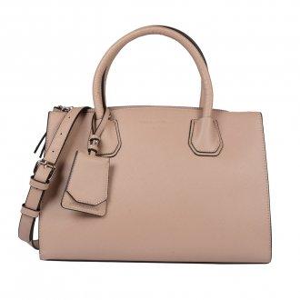 Imagem - Bolsa Bege com Bag Charm V20