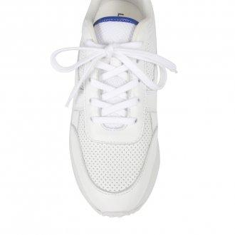 Tênis Jogger Branco com Detalhes Coloridos 4