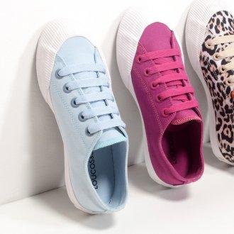 Tênis Pop Sneaker Light Blue I21 3