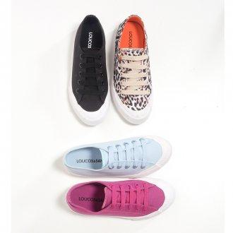Tênis Pop Sneaker Fucsia I21 6