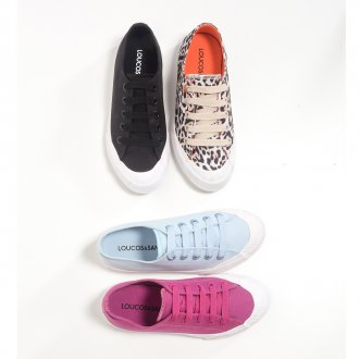 Tênis Pop Sneaker Light Blue I21 4