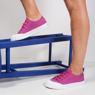 Tênis Pop Sneaker Fucsia I21 2