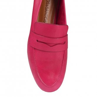 Loafer Couro Pink I20 4