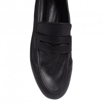 Loafer Couro Preto I20 4