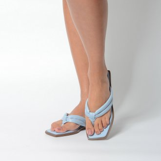 Flat Comfy Cotton Blue V22 2