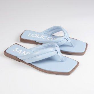 Flat Comfy Cotton Blue V22 3