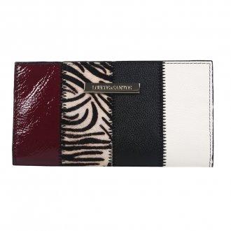 Imagem - Carteira zebra multicolor I19