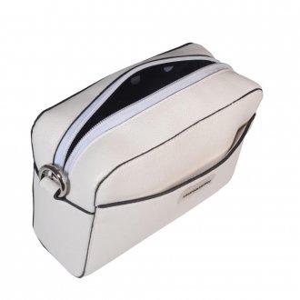 Clutch Branca com Alça Comfy V21 4