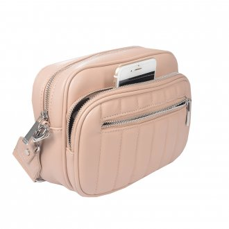 Clutch Tiracolo Nude LS 5