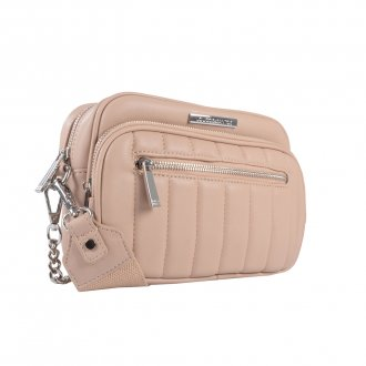 Clutch Tiracolo Nude LS 2