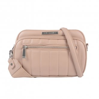 Imagem - Clutch Tiracolo Nude LS