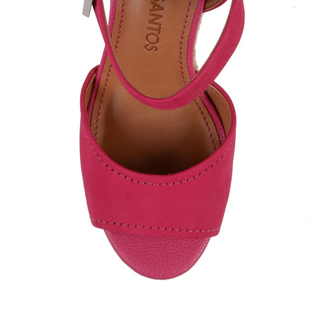Sandália plataforma pink V19                  4