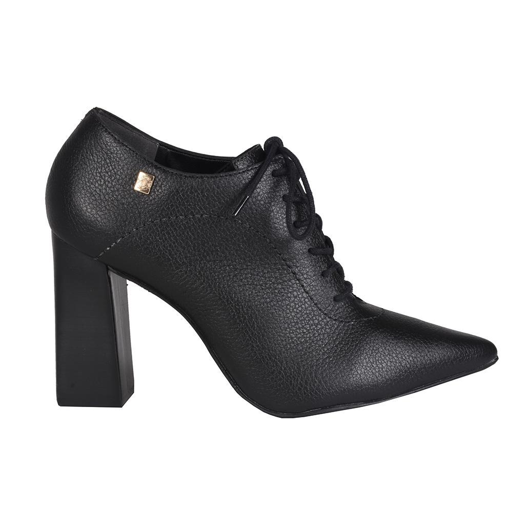 Ankle boot preta                              2