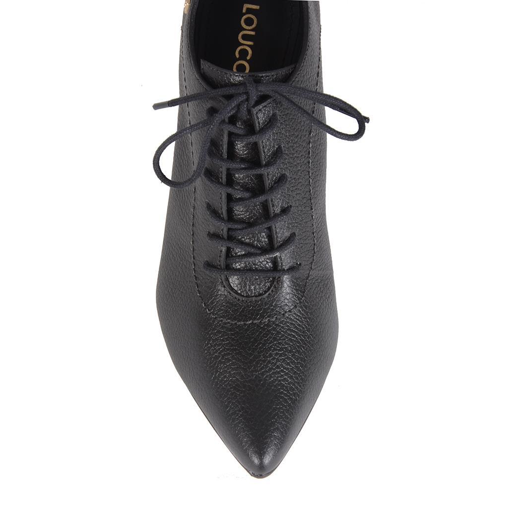 Ankle boot preta                              4
