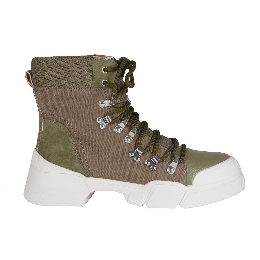 Hiking boot verde militar I19 2