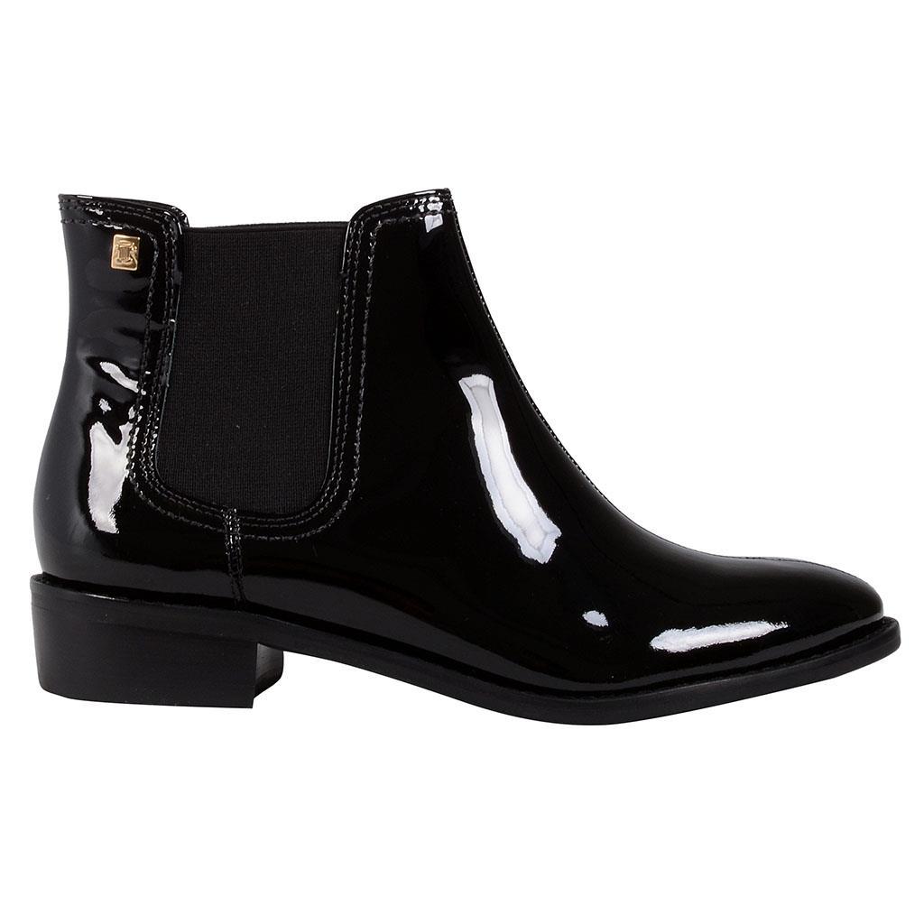 Ankle boot preta I18                          2