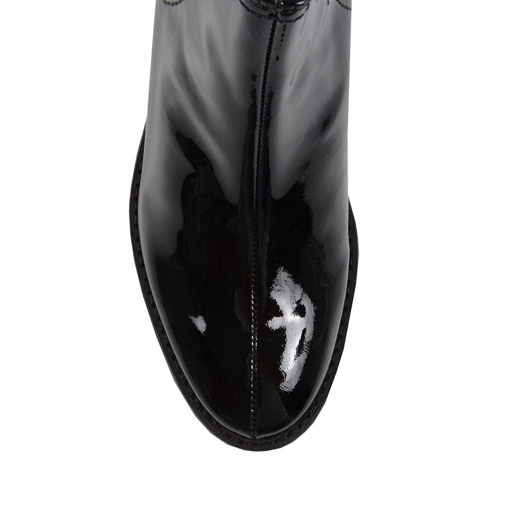 Ankle boot preta I18                          4