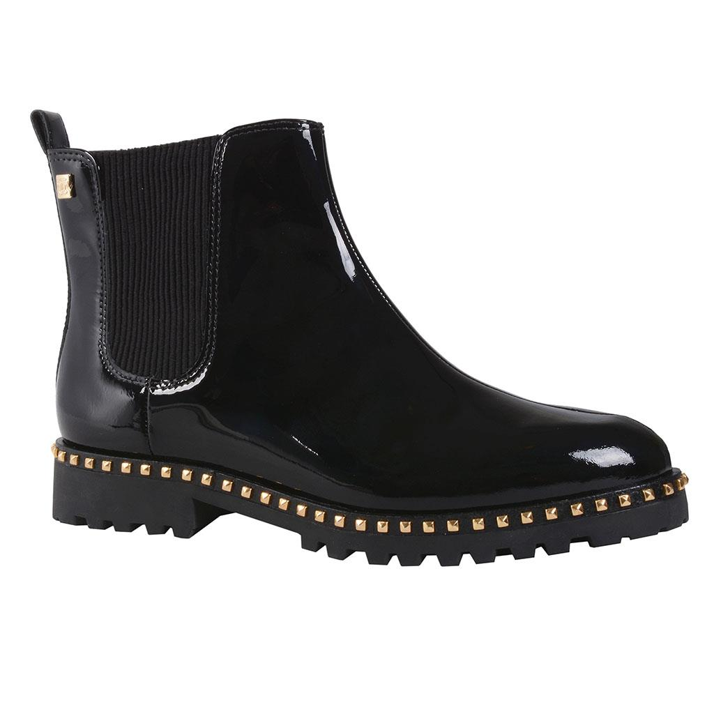 Imagem - Ankle boot preta I18